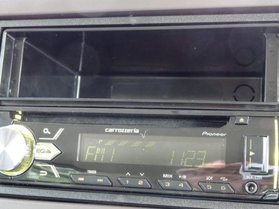 新型N-BOX オーディオ