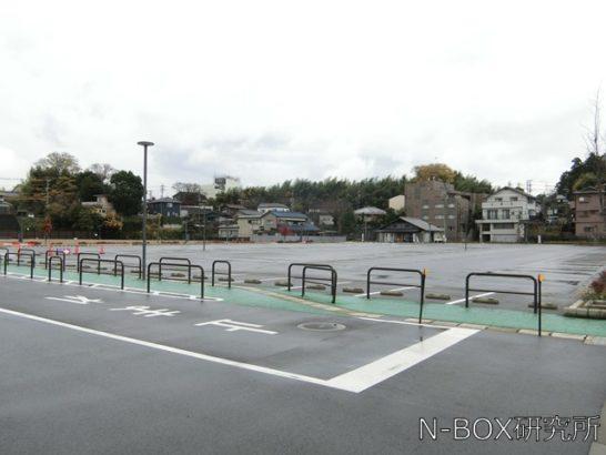 犬山城第二駐車場