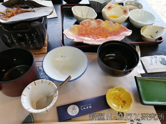KKR下呂しらさぎ 朝食